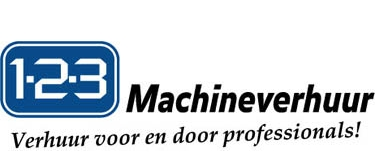 1-2-3 Machineverhuur
